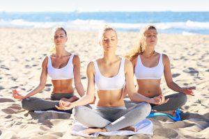 Yoga and women