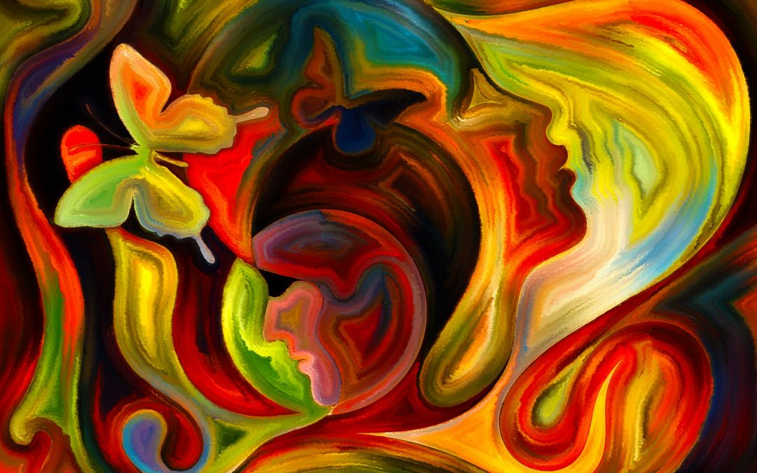 The mysterious influences of colours over human beings